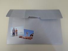 Silverline 2808 Postertasche 30x45 (100 St)  (ohne Griff)