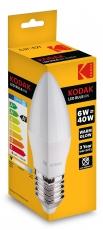 Kodak LED Candle E14 Warm 480lm 6W/40W   30415720