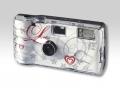 Single-Use Hochzeitskamera 400 ASA 27 Love