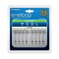 Panasonic Charger Eneloop (for 8 cells) BQ-CC63E
