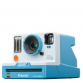 Polaroid One Step 2 Camera Summer Blue with viewfinder