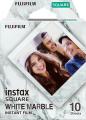 Fuji Instax Square Film White Marble