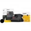 Polaroid Everything Box NOW Black (incl. I-Type Color twin film)  6026