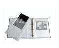 Pergamin Negativhüllen 1 Feld 8x10 (20,3x25,4cm) 100 Blatt GNHP8P