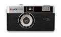 Agfa Analogue Photo Camera 35mm black incl. case