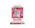 Clearfile PP slide film sleeves 35mm, fits 20 slide film, (25 sheets) CF25B