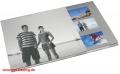 Silverline 2303 Bildertasche mit Negativ-Falz + CD-Slot (500 St)