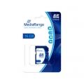 MediaRange SDHC Card 16 GB Class 10 MR963
